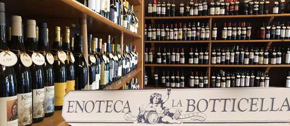 You are currently viewing Convenzione: Enoteca La Botticella