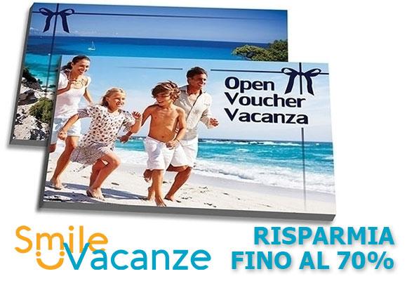 Open Voucher Vacanza