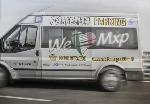 FA.TE.MA. – Parcheggio Malpensa