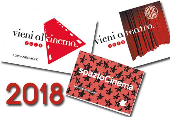 You are currently viewing Tessera AGIS e ANTEO SPAZIOCINEMA 2018