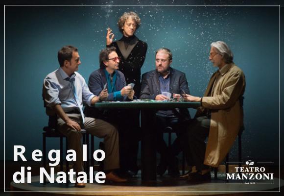 Teatro Manzoni – Regalo di Natale