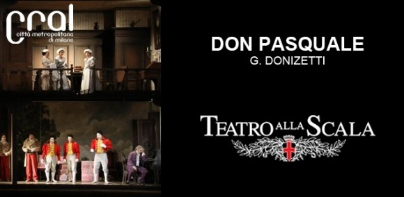Teatro alla Scala: Opera Don Pasquale
