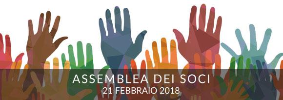 Convocazione Assemblea Soci – 21 febbraio 2018