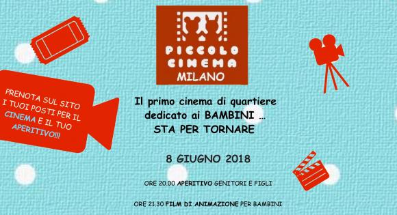 Convenzione – PICCOLO CINEMA MILANO
