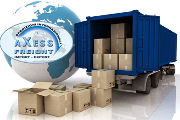 Axess Freight – servizio di trasloco