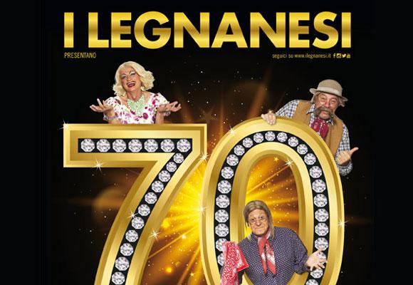 I Legnanesi – 70 voglia di ridere c'è