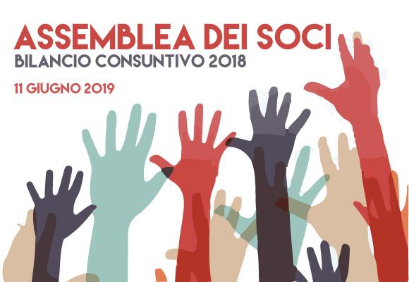 CONVOCAZIONE ASSEMBLEA SOCI 11/06/2019