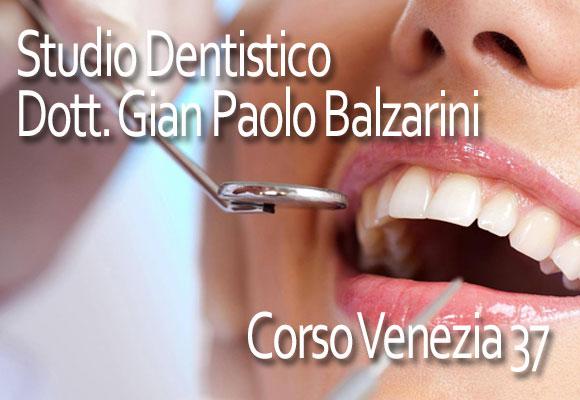 Convenzione: Studio Dentistico Dott. Gian Paolo Balzarini