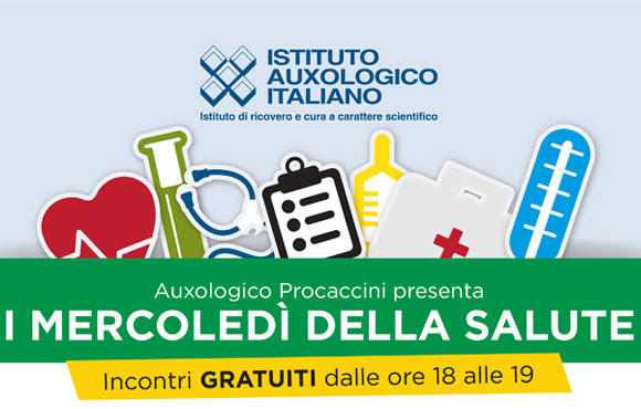 I Mercoledì della Salute. Istituto Auxologico Italiano