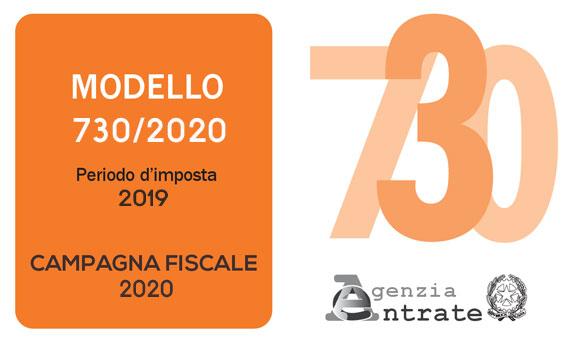 Campagna fiscale 2020