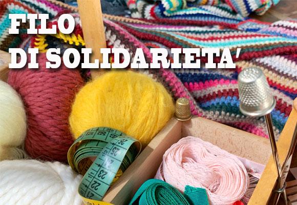 Filo di Solidarietà – un aiuto ai senzatetto