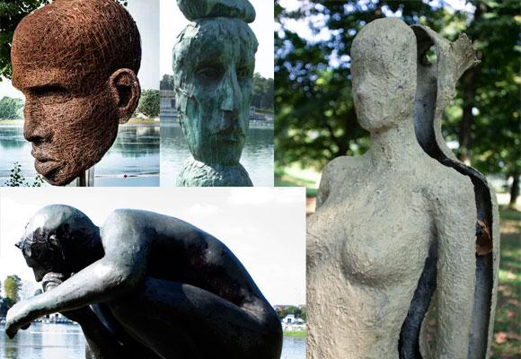 IDROSCALO: Visita guidata Parco dell'Arte