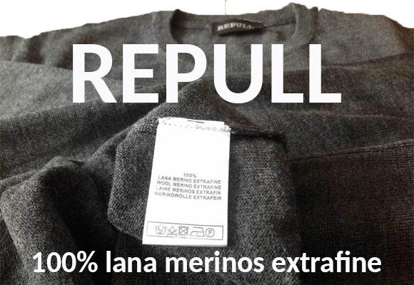 Convenzione REPULL – vendita online pullover uomo